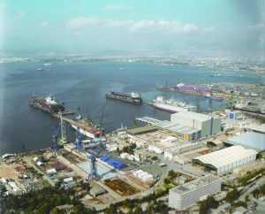 """Το """"λιμάνι"""" στον Σκαραμαγκά από νέα οπτική γωνία"""