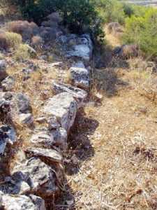 Το αρχαιότερο σωσμένο μονοπάτι της Ελλάδας, βρίσκεται στο Ποικίλο