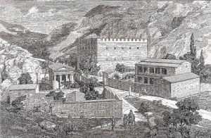 Αρχαία Ιερά Οδός. Και όμως αντιστέκεται… 1.000 άθικτα μέτρα του αρχαίου δρόμου κείτονται στις πλαγιές του Ποικίλου