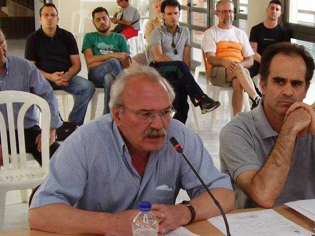 """ΟΧΙ στην παραίτηση Ασπρογέρακα – Φουντούλη, """"ψηφίζει"""" το Δημοτικό Συμβούλιο"""