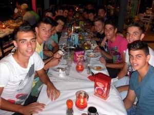 Νάτοι νάτοι οι πρωταθλητές! Ευρωπαϊκό κύπελλο για την εφηβική ομάδα του Χαϊδαρίου