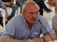 Δήλωση ΚΩΣΤΑ ΑΣΠΡΟΓΕΡΑΚΑ: Να αναλάβει ο δήμαρχος την πολιτική ευθύνη του στο ακέραιο