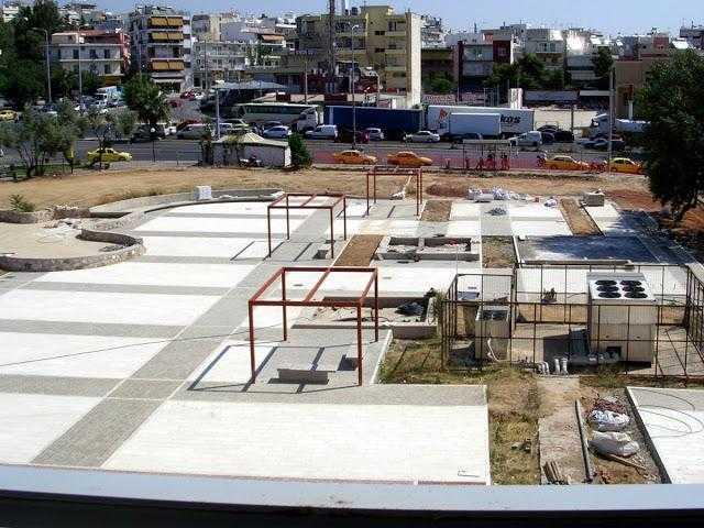 Δημαρχείο Χαϊδαρίου: Άλλη μια μαρμαρένια πλατεία… απορρόφησης πόρων!