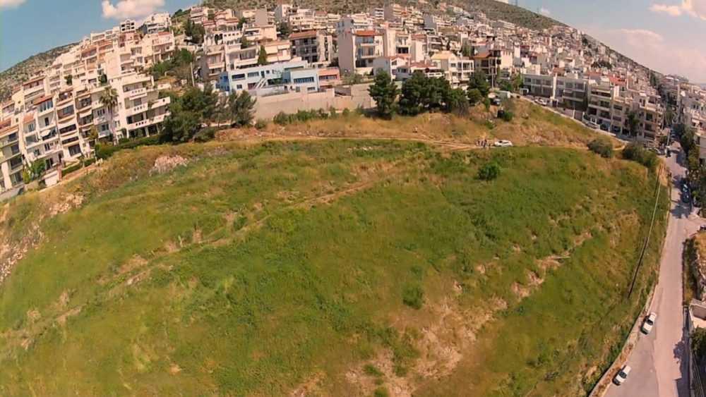"""Το πάρκο που δεν έμεινε """"μακέτο""""! Νέος πνεύμονας πρασίνου στο Χαϊδάρι"""